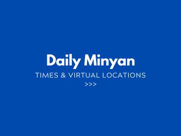 2 Daily Minyan