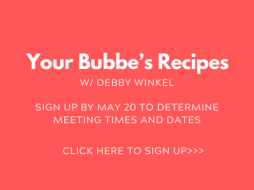 small group_Bubbes Recipes
