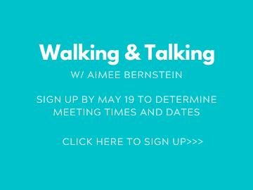 small group_Walking and Talking