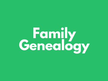 genealogy small group