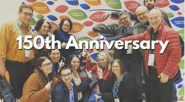 Celebrating 150 Years of B'nai Jehudah!