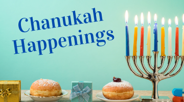 Join Us this Chanukah!